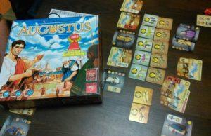 Spiel Augustus