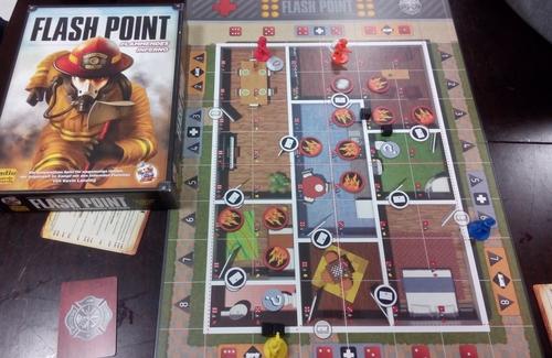 Spiel Flashpoint
