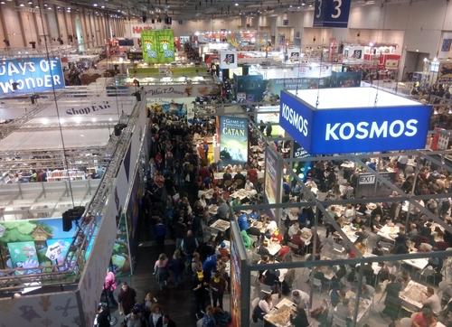 Spielemesse Halle 3