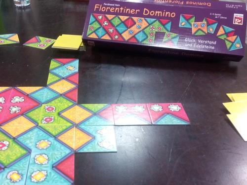 Spiel Florentiner Domino