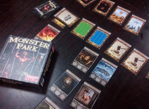 Spiel Monsterpark