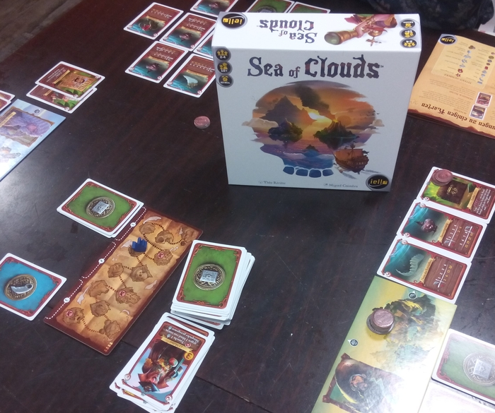 Spiel Sea of Clouds
