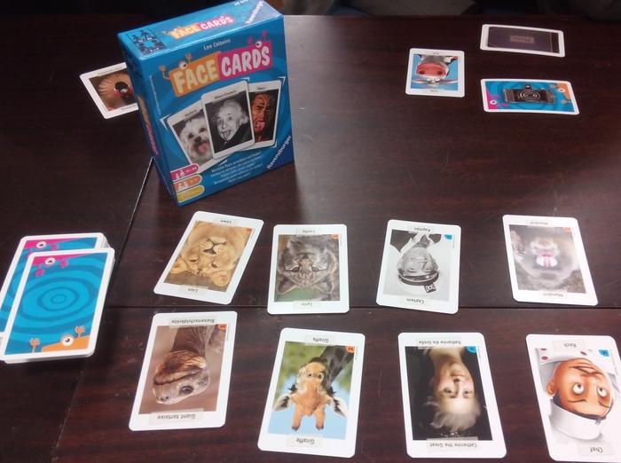 Spiel Face Cards