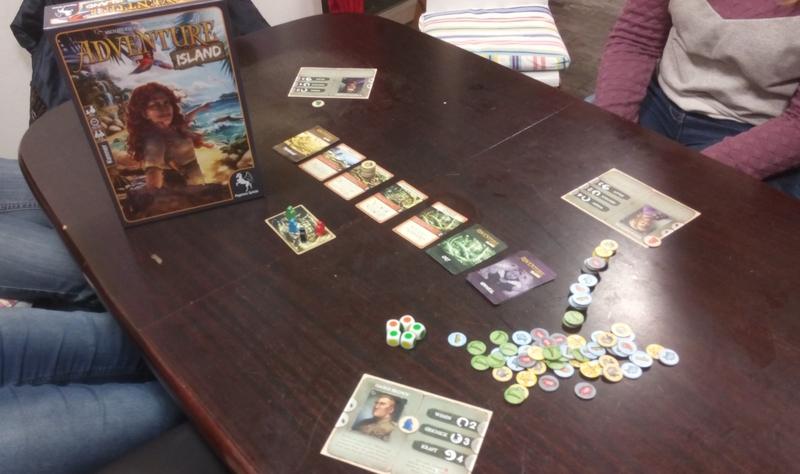 Spiel Adventure Island