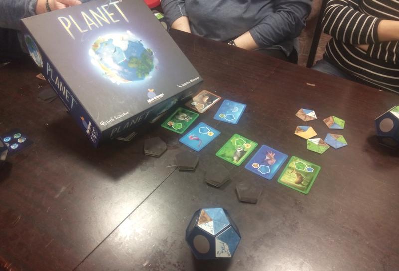 Spiel Planet