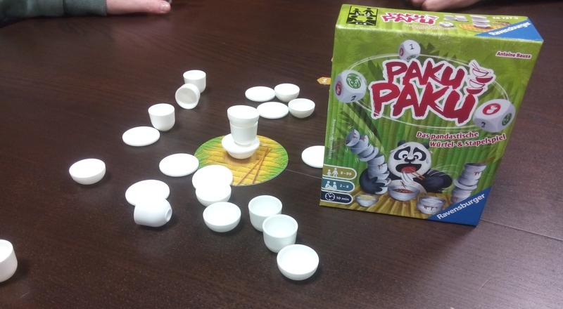 Spiel Paku Paku