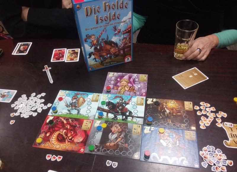 Spiel Holde Isolde