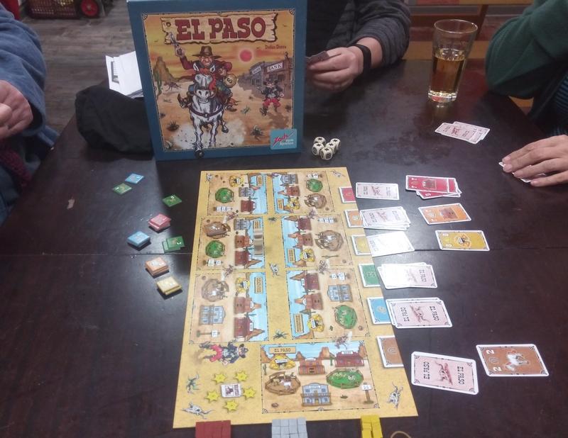 Spiel El Paso