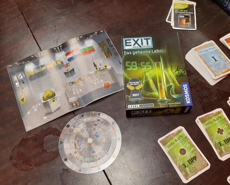 Exit-Labor